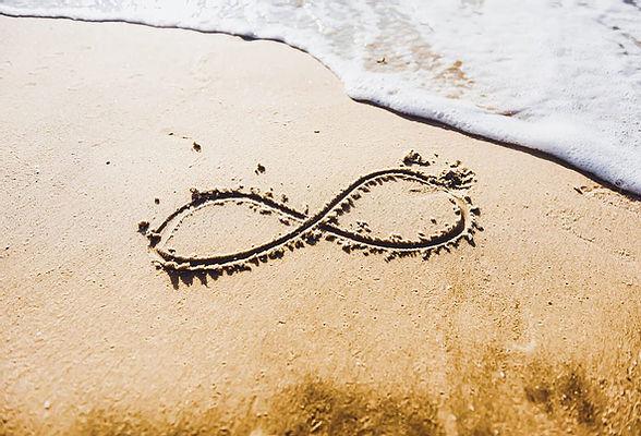 Infinity Symbol On